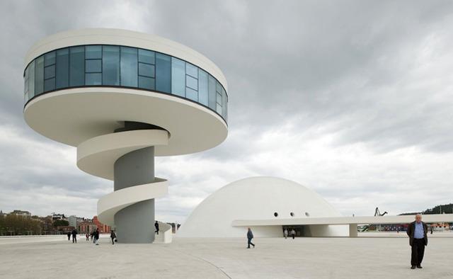 Centro Niemeyer spain