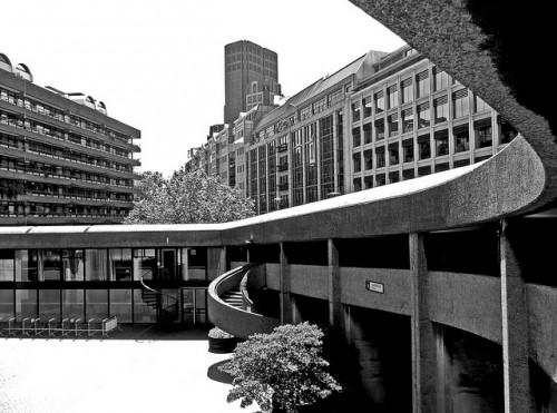 Barbican Estate de Chamberlin