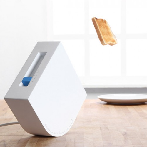 Trebuchet Toaster from Ivo Vos' Brunch Collection!