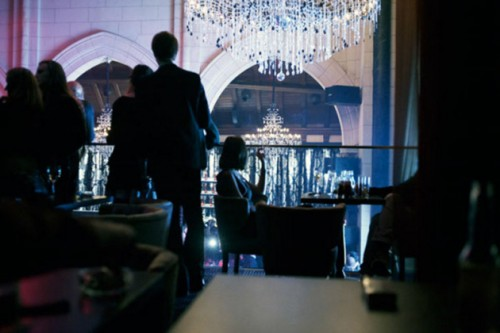 Spirito Martini – Church Turned Nightclub in Brussels-Belgium