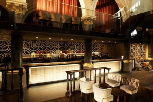 Spirito Martini – Church Turned Nightclub in Brussels-Belgium2