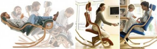 Zero Gravity Chair by Stokke2