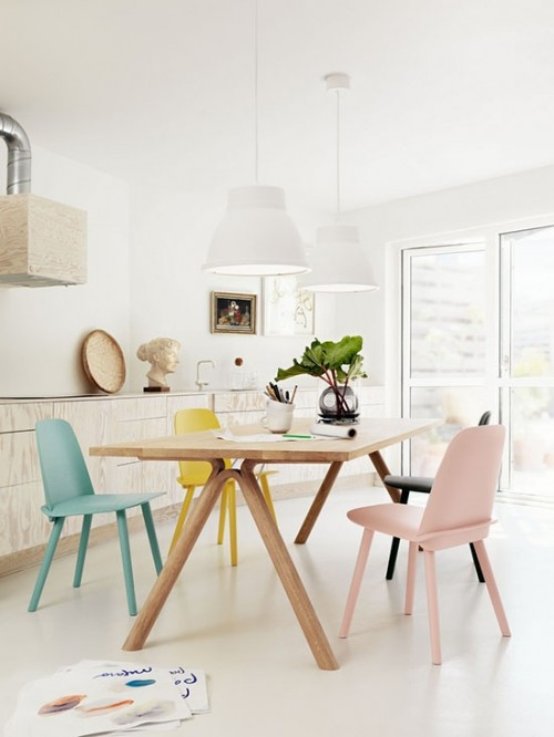 Furniture shoot