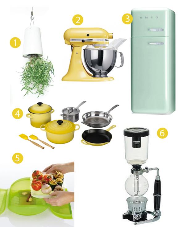 Objetos de deseo cocina for Objetos de cocina