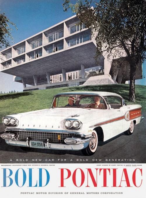 Pontiac y Saarinen